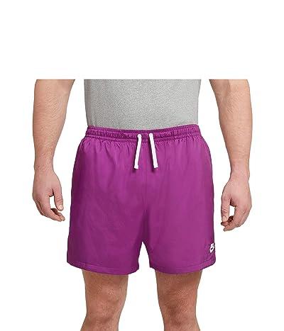 Nike NSW Woven Flow Shorts (Viotech/White) Men