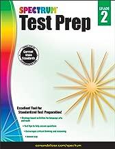 Carson-Dellosa Spectrum Test Prep Workbook, Grade 2