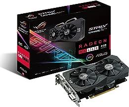ASUS ROG Strix Radeon RX 460 4GB OC Edition AMD Gaming Graphics Card (STRIX-RX460-O4G-GAMING)