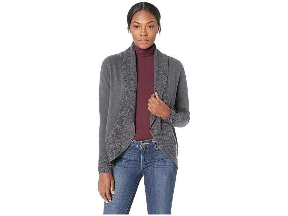 Aventura Clothing Ava Sweater (Heathered Ash) Women