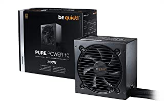 Be quiet Pure Power 10 300W PSU 80 Plus Bronze computer power supply