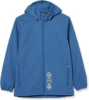 MINYMO Softshell jacket uniseks-kind Shell Jacket