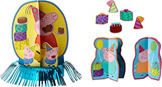 Amscan 281499 Party Supplies, Assorted Sizes, Multi Color