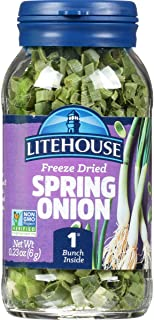 Litehouse Freeze Dried Spring Onion, 0.22 Ounce