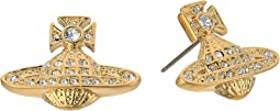 Vivienne Westwood - Minnie Bas Relief Earrings