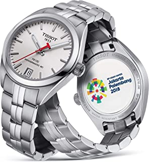 Tissot Powermatic 80 Asian Games Edition Automatic Ladies Watch T101.207.11.011.00