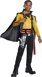 Rubie's - Solo: A Star Wars Story-lando Deluxe Boys Costume
