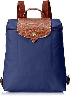 563d7ce8c5 Longchamp Le Pliage Backpack, Portés dos femme - bleu - bleu marine,  23x40x55 cm