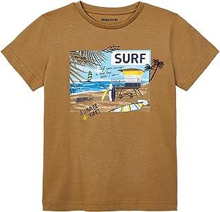 Mayoral, Camiseta para niño - 3031, Marrón