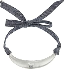 Lucky Brand - Chambray Collar Necklace