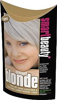 Smart Blonde High-lift Hair Lightener & Ash Blonde Conditioning Toner