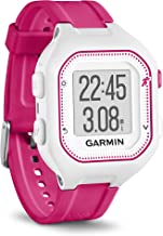 Garmin Forerunner 25, Small – White and Pink