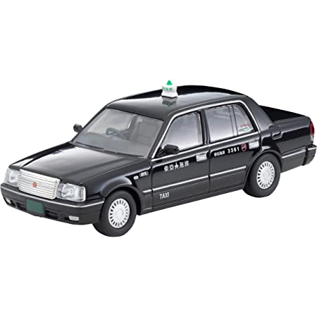 トミカリミテッドヴィンテージ ネオ 1/64 LV-N219a トヨタ クラウンセダン 東京無線タクシー 黒 完成品 312437