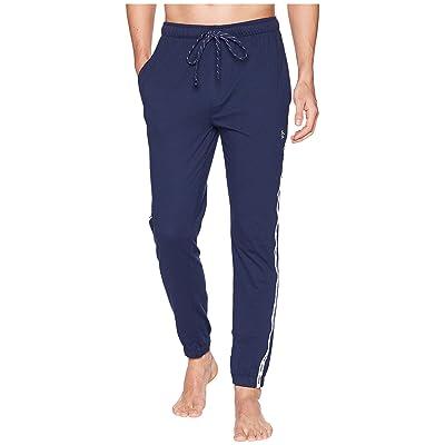 Original Penguin Lounge Pants Side Logo Tape (Medieval Blue) Men