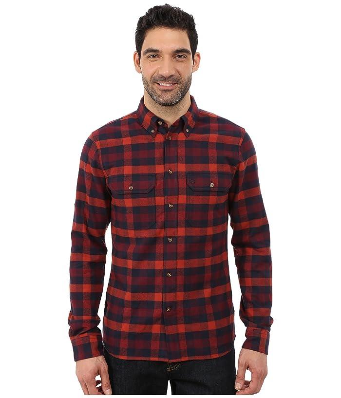 Fjallraven Skog Shirt (Navy) Men