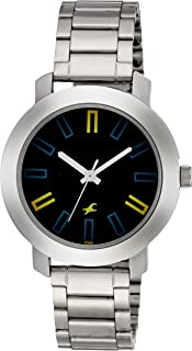 Fastrack Casual Analog Navy Blue Dial Men's Watch -NK3120SM02