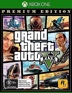 Grand Theft Auto 5 Premium Edition - Xbox One