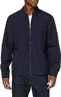 Tommy Hilfiger Men's Peached Nylon Overshirt Shirt