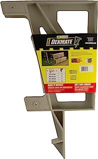 2x4basics 90168 Custom Dekmate Bench Bracket, Sand – 2 Pack