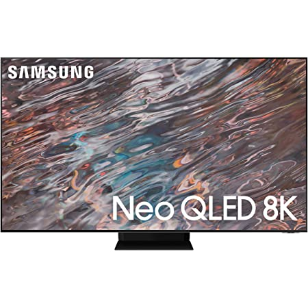 SAMSUNG 85-Inch Class Neo QLED 8K QN800A Series - 8K UHD Quantum HDR 32x Smart TV with Alexa Built-in (QN85QN800AFXZA, 2021 Model)