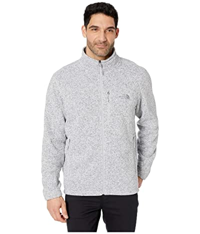 The North Face Gordon Lyons Full Zip (TNF Light Grey Heather) Men