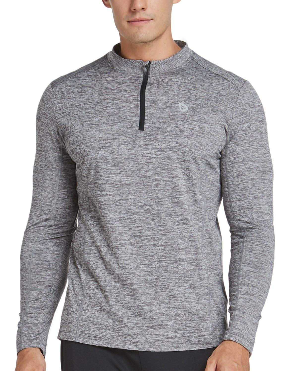 Baleaf Pullover Thermal Running T Shirts