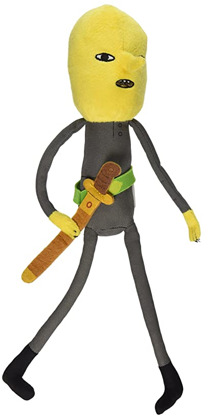 Jazwares Adventure Time Fan Favorite Lemongrab 12