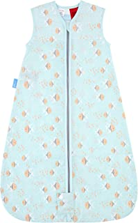 The Gro Company 0.5 Tog Keep Swimming Grobag for 6 to 18 Months Baby, Blue