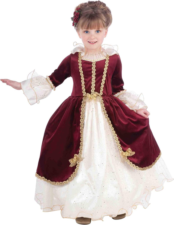 Forum Novelties Inc - Girls Elegant Elegant Lady Designer Indefinitely Costume
