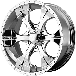 Helo HE791 17x9 6x5.5 18mm Chrome Wheel Rim 17