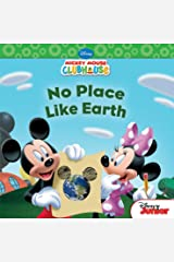 Mickey Mouse Clubhouse: No Place Like Earth Kindle Edition