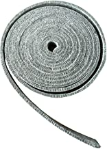 """BroilPro Accessories 800F High Temp Rated BBQ Smoker Gasket Self Stick Felt 15ft Long, 3/4"""" Wide, 1/5"""" Thick"""