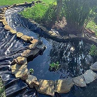 Black Forest Pond Shop Rouleau de 25 m/² pour bassin de jardin 300 g//m/²