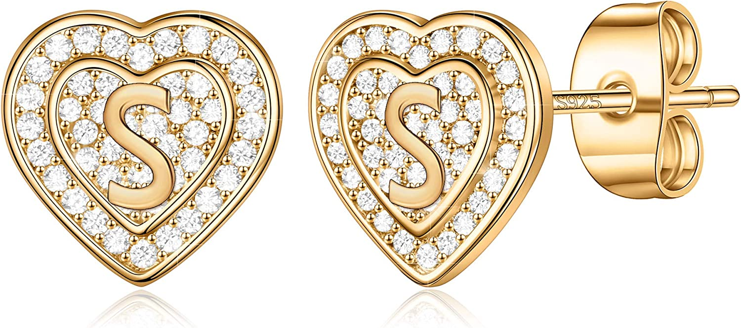 IEFWELL Little At the price Girl Earrings Max 67% OFF for Gold Girls Earrin Plated