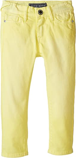 Yellow Tooby Jeans (Toddler/Little Kids/Big Kids)