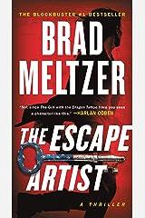 The Escape Artist (Zig and Nola Book 1) Kindle Edition