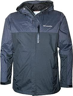 Columbia Men's Jefferson Park II Omni Heat Waterproof Hooded Shell Jacket