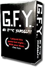 GFY - A Hilarious New Card Game - Second Edition