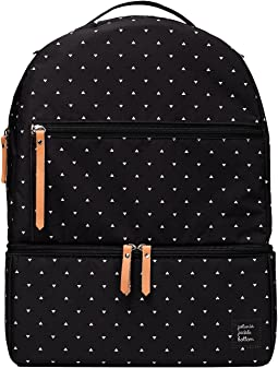 petunia pickle bottom Microfiber Axis Backpack