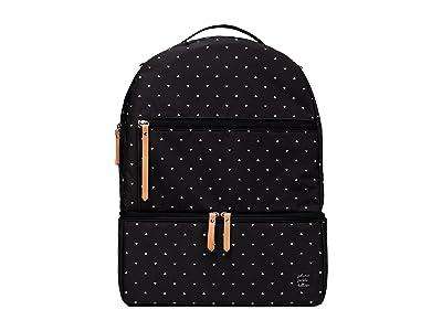 petunia pickle bottom Microfiber Axis Backpack (Trio) Backpack Bags