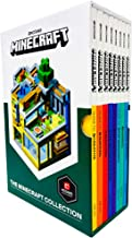 The Official Minecraft Guide Collection 8 Books Box Set By Mojang (Ocean Survival, Farming, PVP Minigames, Enchantments & ...
