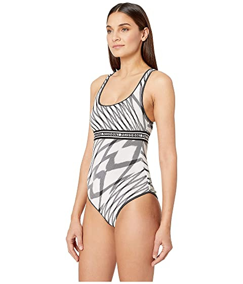f459ee5a5d1d5 Missoni Mare Fiammata One-Piece Swimsuit at Luxury.Zappos.com