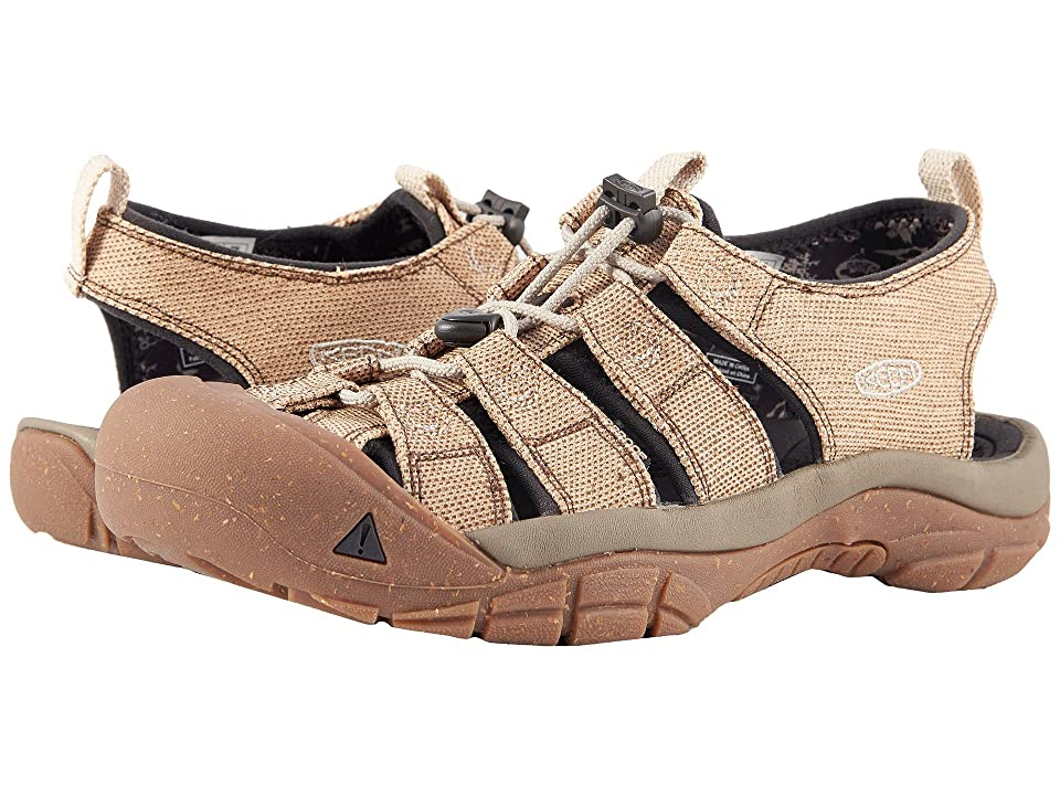 Keen Newport Retro (Hemp/Dark Earth) Men