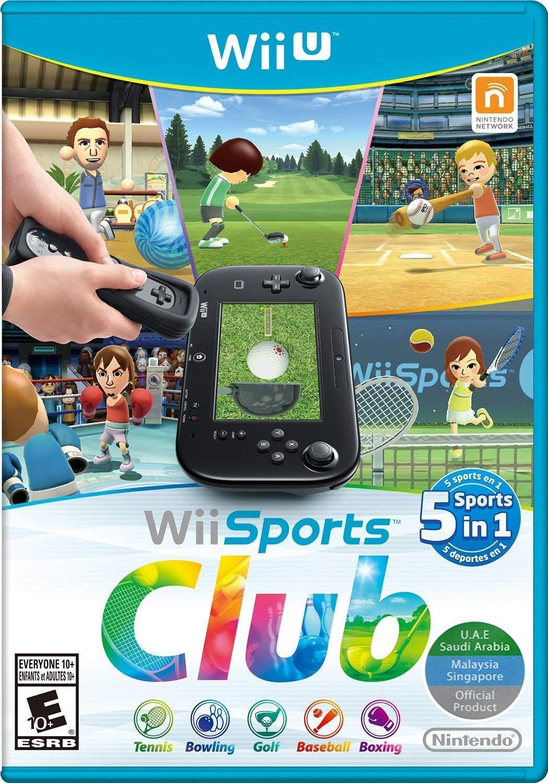 Wii Sports Club - Edition U World Columbus Mall sale