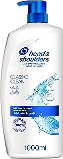 Head & Shoulders Classic Clean Anti-Dandruff Shampoo 1000ml