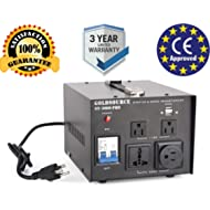 3000W Auto Step Up & Step Down Voltage Transformer Converter, ST-Pro Series Heavy-Duty AC...