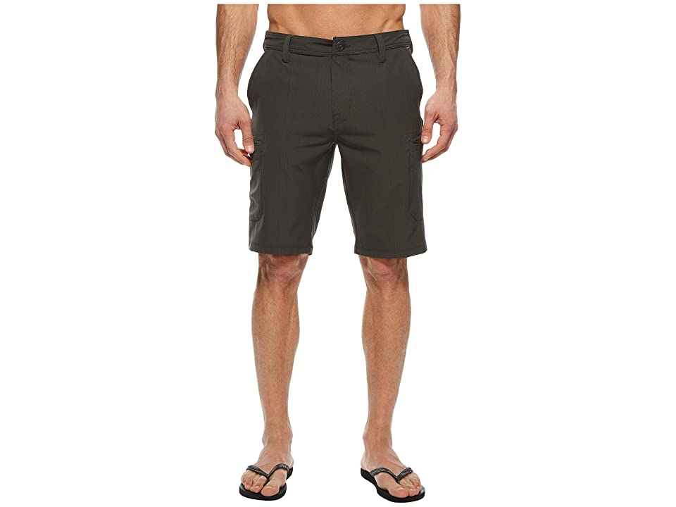 Volcom SNT Dry Cargo 21 (Charcoal Heather) Men
