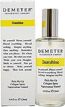 Demeter Sunshine Cologne Spray, 4 Ounce