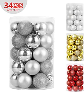 burgundy christmas balls
