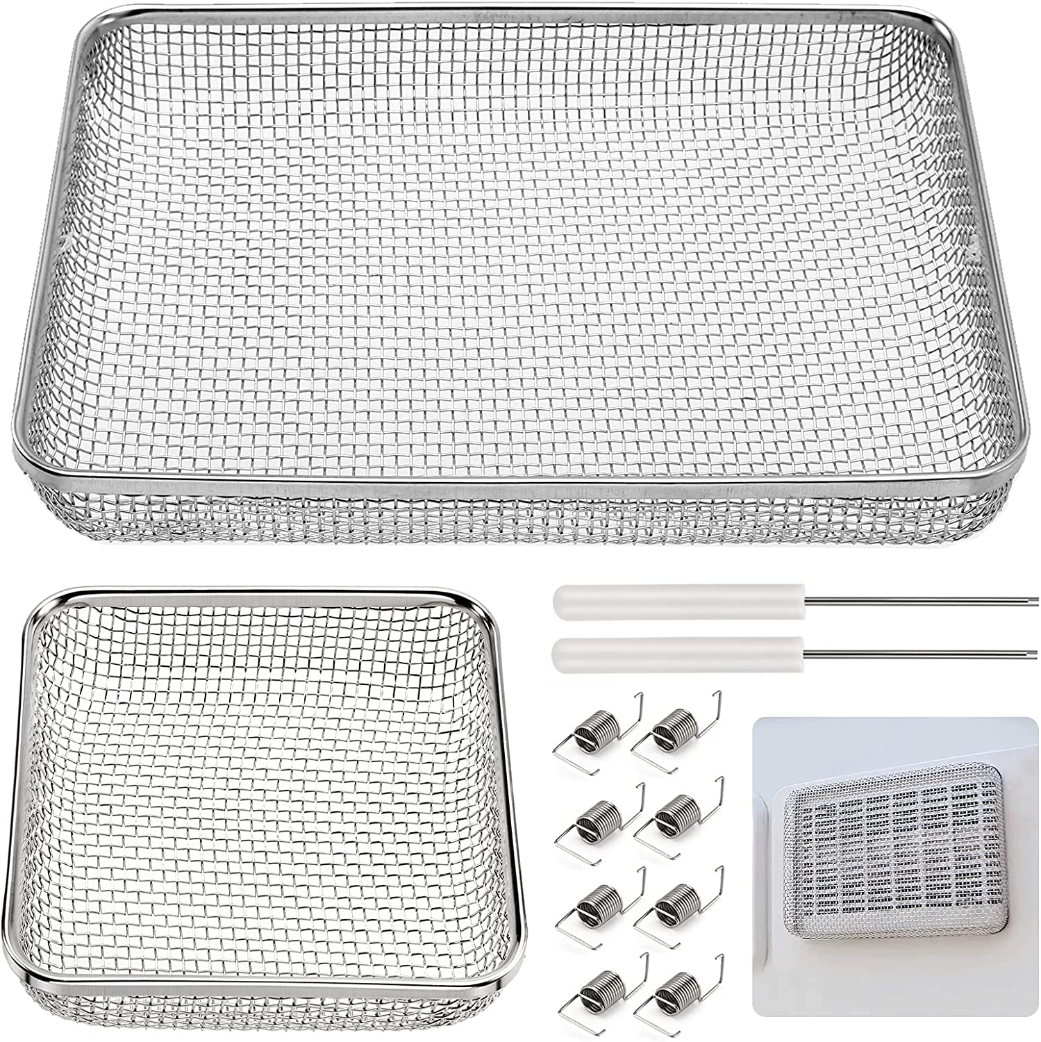 Kohree Cheap SALE Start Max 41% OFF RV Flying Insect Screen Furnace Bug Stainless For